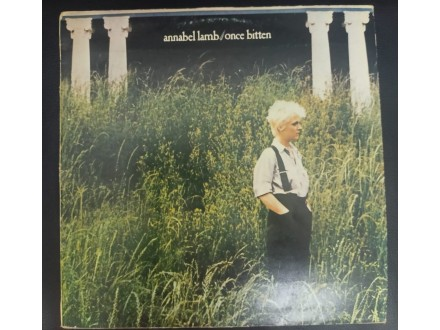 Annabel Lamb - Once Bitten  LP (MINT,1984)