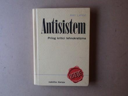 Anri Lefevr - ANTISISTEM