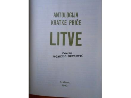 Antologija kratke priče LITVE