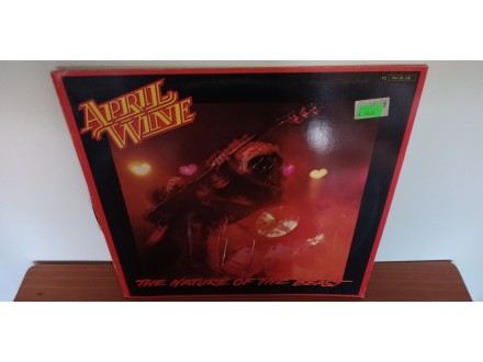 April Wine-The nature of the beast