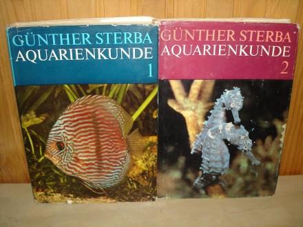 Aquarienkunde 1,2 - Gunther Sterba * Akvaristika