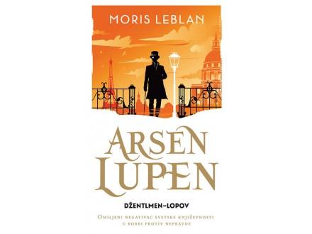 Arsen Lupen: Džentlmen-lopov - Moris Leblan