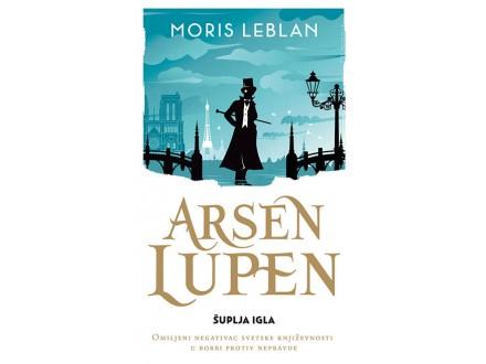Arsen Lupen: Šuplja igla - Moris Leblan