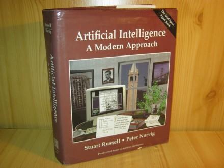 Artificial Intelligence A Modern Approach