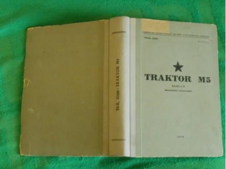 Artiljerski traktor M5 Traktor TS-II,G162 radioničko od