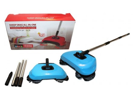 Aspirator Cistac Podova Sweeper Drag All In One, Novo