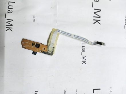 Asus K53B Paljenje - Power button
