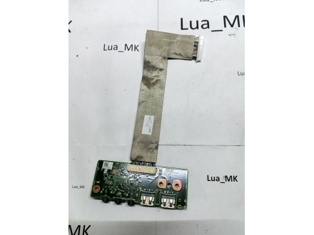 Asus PRO78V Audio konektor