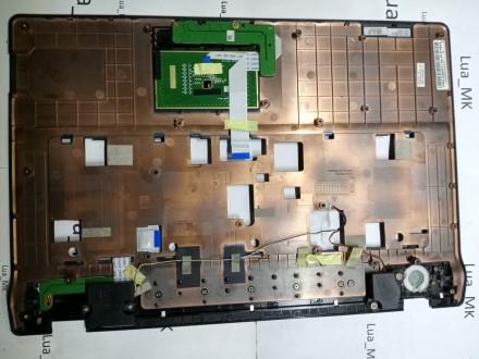 Asus PRO78V Palmrest i touchpad