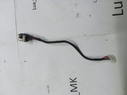 Asus X55U Drugi - DC konektor