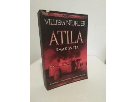 Atila, smak sveta - Vilijem Nejpijer