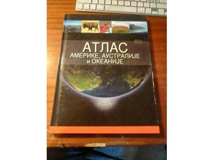 Atlas Amerike Australije i okeanije