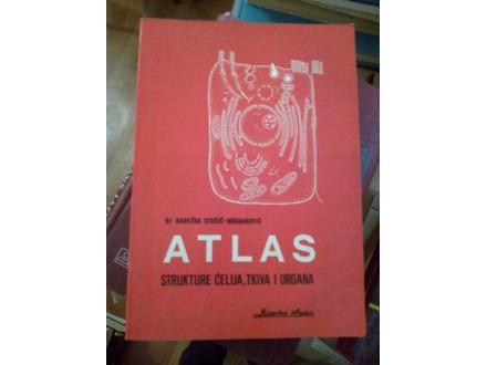 Atlas strukture ćelija tkiva i organa Stošić-Bogdanović