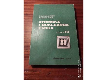 Atomska i nuklearna fizika Ivanović Vučić