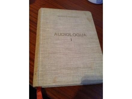Audiologija I Miodrag Simonović