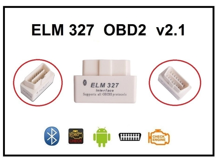 Auto dijagnostika - ELM327 1.5 OBD2 MINI - univerzalna