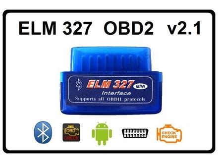 Auto dijagnostika - ELM327 2.1 OBD2 MINI - univerzalna