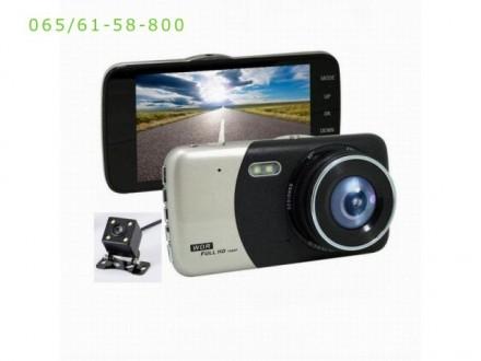 Auto kamera prednja+zadnja-HD kamera-Model 6