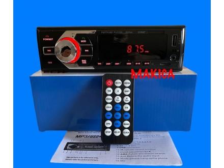 Auto radio bluetooth, Mp3,Usb,SD  Model 2  NOVO