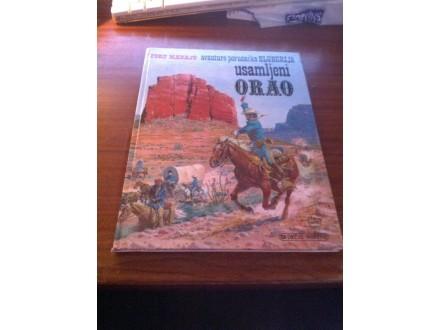 Avanture poručnika Bluberija Usamljeni orao Fort Navajo