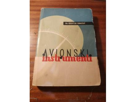 Avionski instrumenti Branislav Ranković