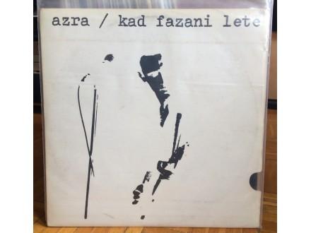 Azra - Kad Fazani Lete Lp