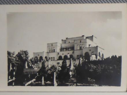 B E O G R A D -HOTEL NA  AVALI 1940/50  (VI-40)