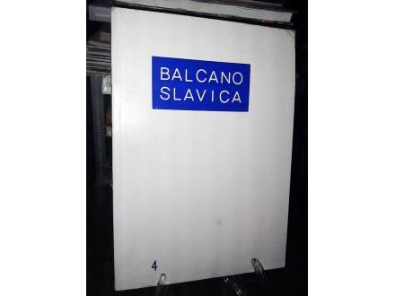 BALCANOSLAVICA 4