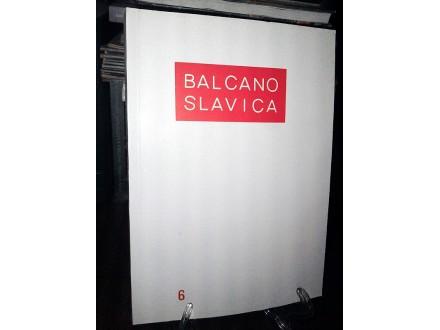 BALCANOSLAVICA 6