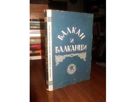 BALKAN I BALKANCI (1937)