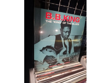 BB King The king of the blues