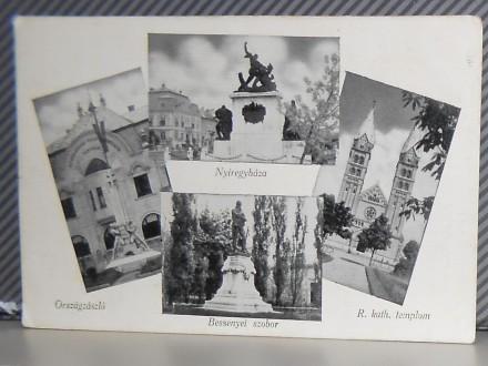 BEČEJ- 4 pogleda-OKUPACIJA 1940-1945   (II-54 )