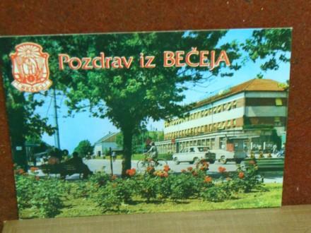BEČEJ-CENTAR -  /V-56/
