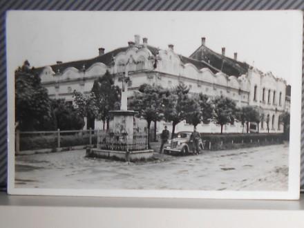 BEČEJ -osnovna škola-okupacija1940-1945  ( II-44 )