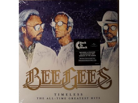 BEE GEES -TIMELESS - GREATEST HITS