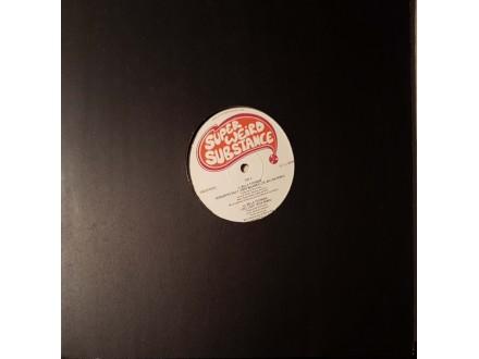 BELLA TECHNIKA - SUPER WEIRD SUBSTANCE - LP
