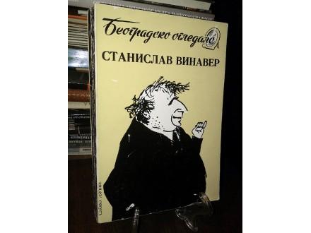 BEOGRADSKO OGLEDALO - Stanislav Vinaver