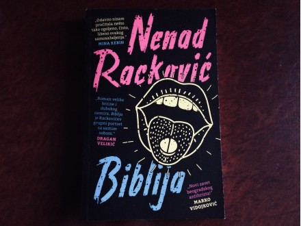 BIBLIJA - Nenad Racković