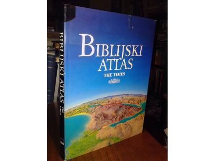 BIBLIJSKI ATLAS - James B. Pritchard (The Times)