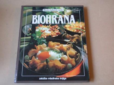 BIOHRANA - za zdravlje i slast