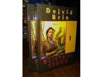 BLISTAVI SPRUD (1-2) - Dejvid Brin