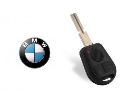 BMW kljuc sa tri dugmeta za 3 i 5 seriju