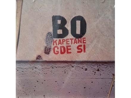 BO - KAPETANE GDE SI - CD
