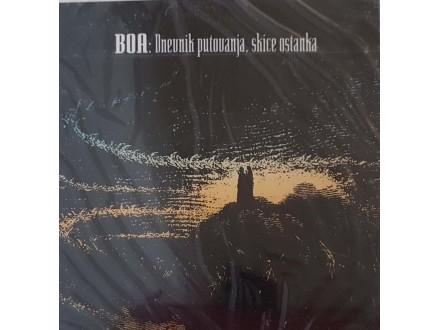 BOA - DNEVNIK PUTOVANjA SKICE OSTANKA - CD