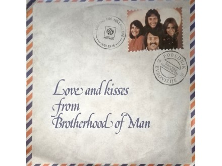 BROTHERHOOD OF MAN - Love And Kisses From