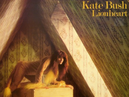BUSH, KATE Lionheart