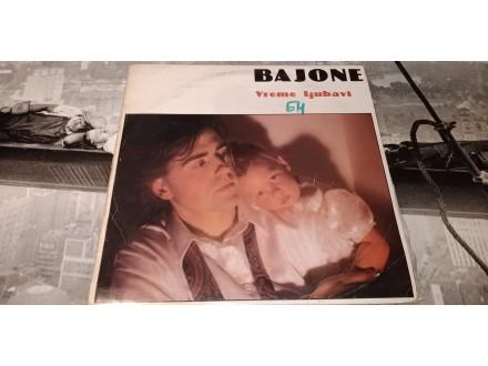 Bajone-Vreme Ljubavi