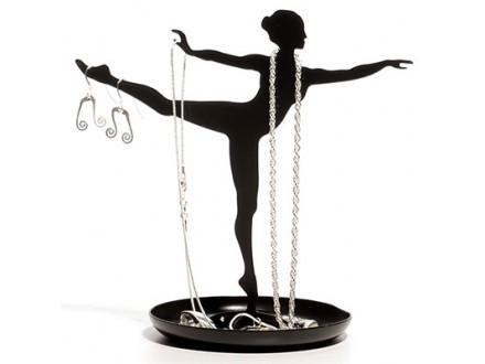 Ballerina Jewelry Stand - Kikkerland