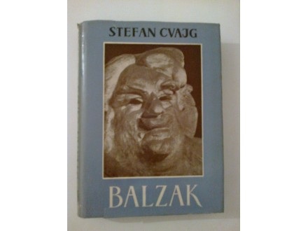 Balzak - Stefan Cvajg