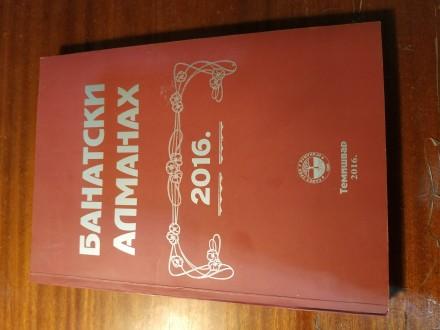 Banatski almanah 2016